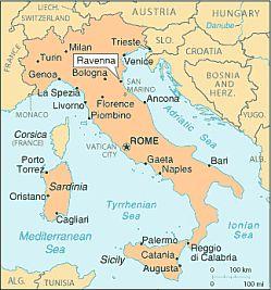 Ravenna ITALY The City of Mosaic